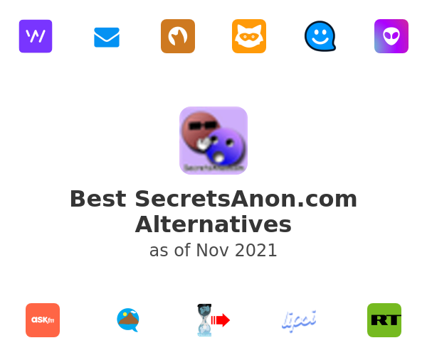Best SecretsAnon.com Alternatives