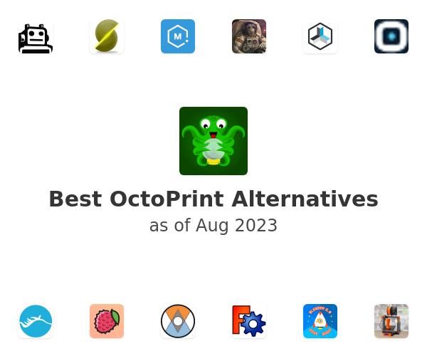 Best OctoPrint Alternatives