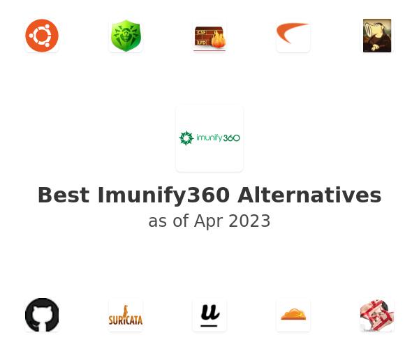 Best Imunify360 Alternatives