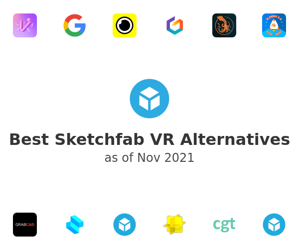 Best Sketchfab VR Alternatives