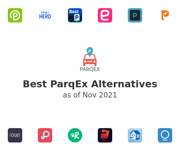 Best ParqEx Alternatives