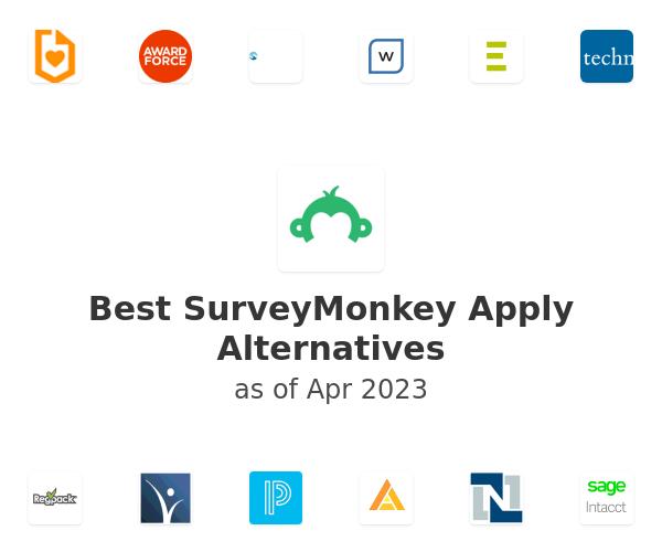 Best SurveyMonkey Apply Alternatives