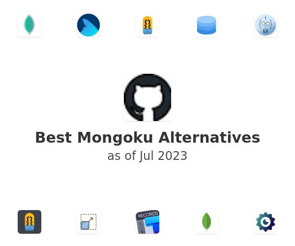 Best Mongoku Alternatives