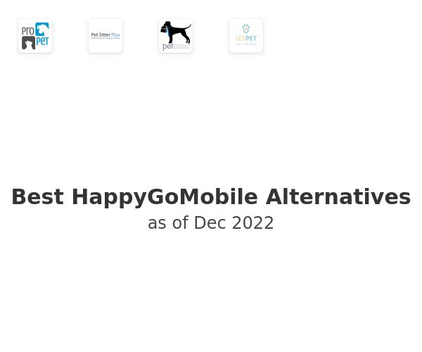Best HappyGoMobile Alternatives