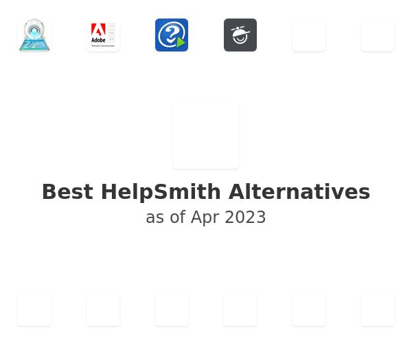 Best HelpSmith Alternatives