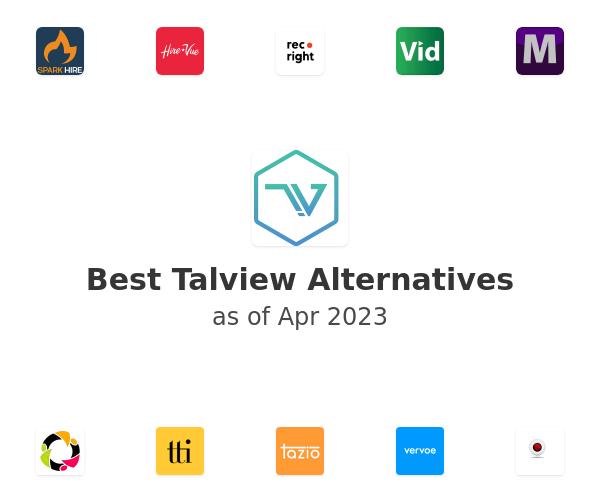 Best Talview Alternatives