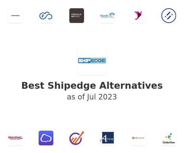 Best Shipedge Alternatives