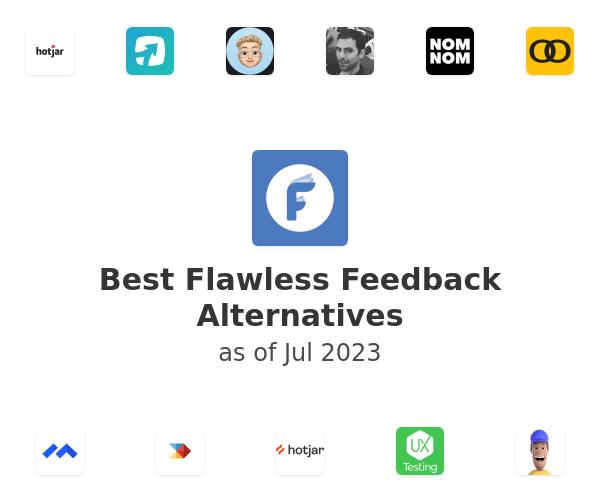 Best Flawless Feedback Alternatives