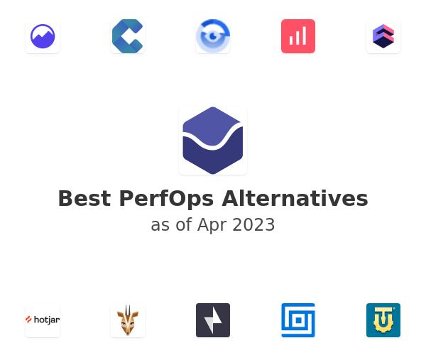 Best PerfOps Alternatives