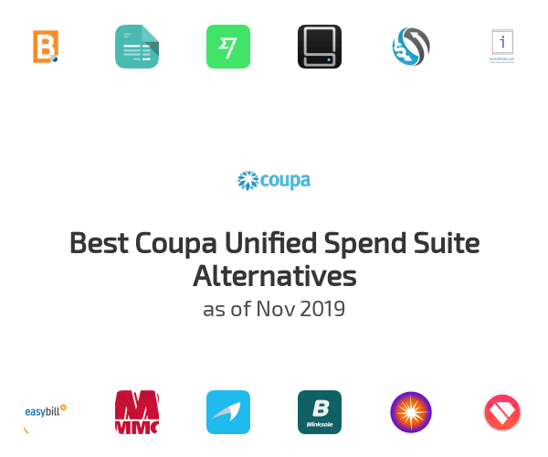 Best Coupa Unified Spend Suite Alternatives