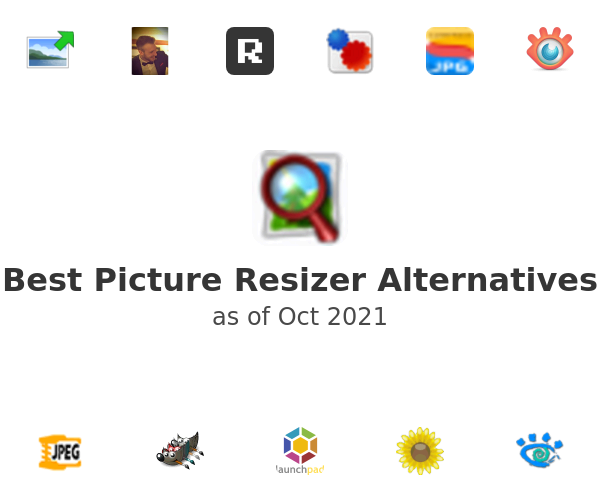 Best Picture Resizer Alternatives