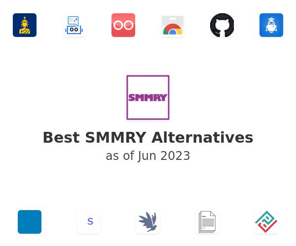 Best SMMRY Alternatives