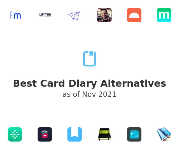 Best Card Diary Alternatives