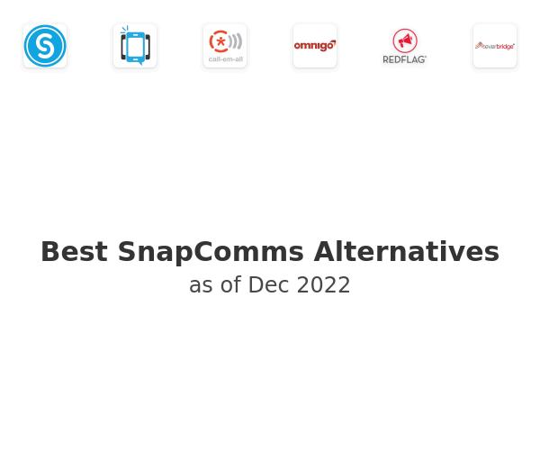 Best SnapComms Alternatives