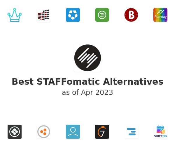 Best STAFFomatic Alternatives
