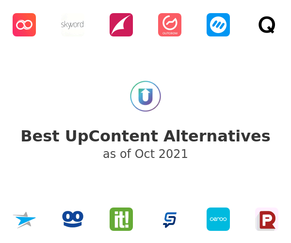 Best UpContent Alternatives