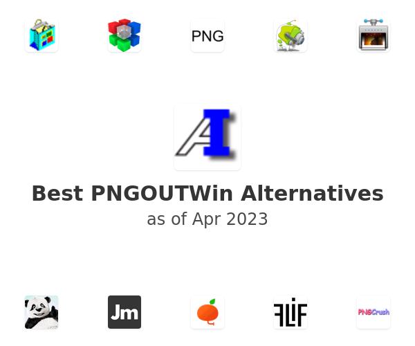 Best PNGOUTWin Alternatives