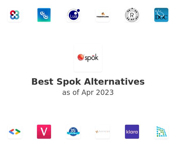 Best Spok Alternatives