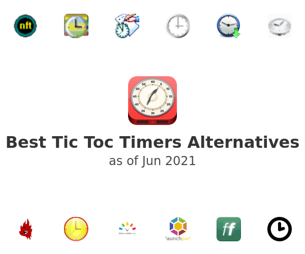 Best Tic Toc Timers Alternatives