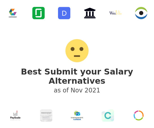 Best Submit your Salary Alternatives