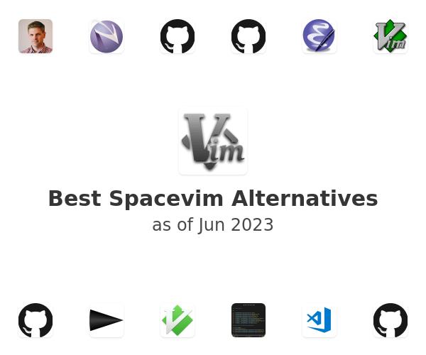 Best Spacevim Alternatives