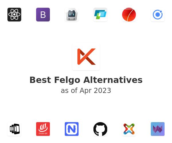 Best Felgo Alternatives