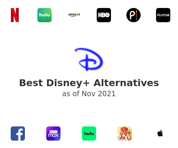 Best Disney+ Alternatives