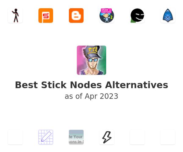 Best Stick Nodes Alternatives