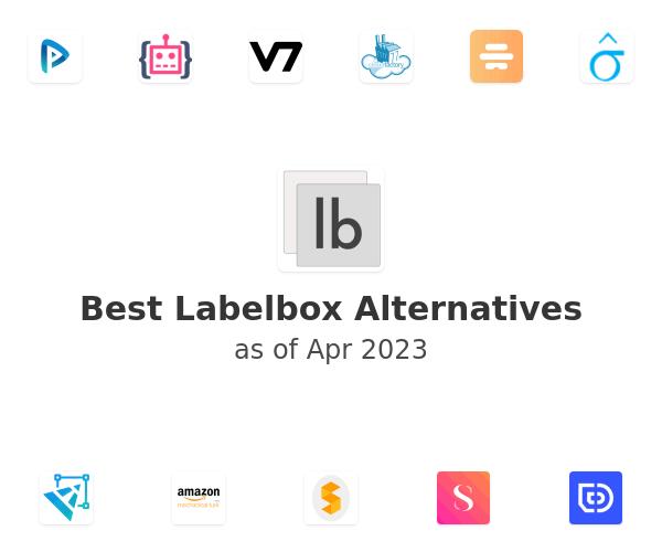 Best Labelbox Alternatives