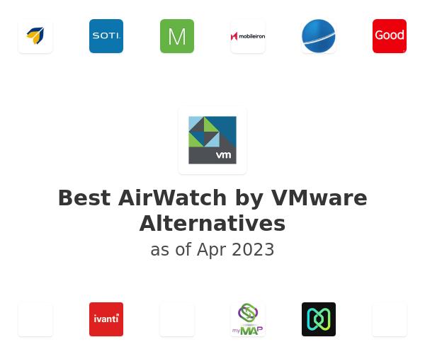 Best AirWatch by VMware Alternatives