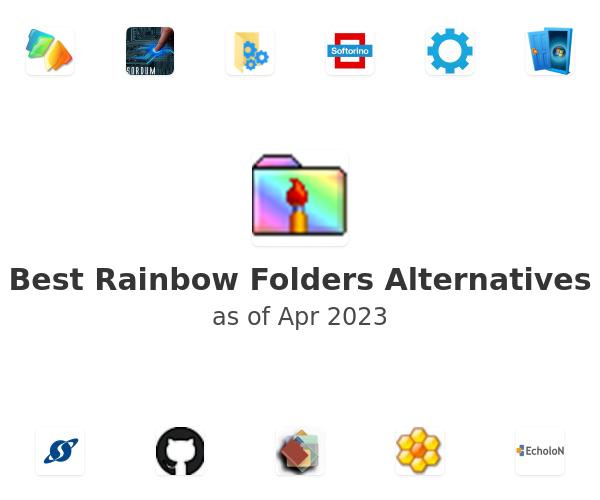 Best Rainbow Folders Alternatives