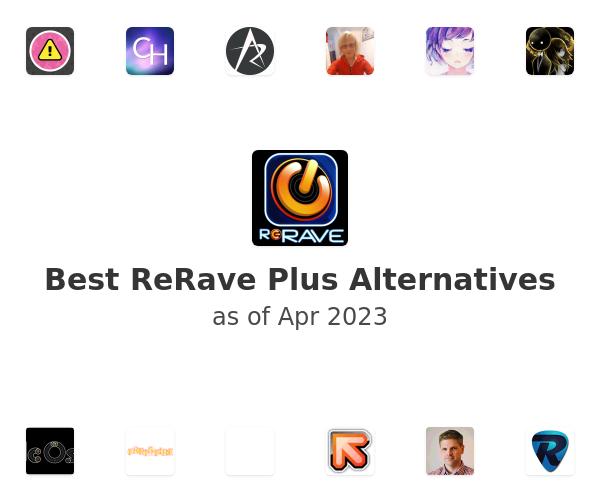 Best ReRave Plus Alternatives