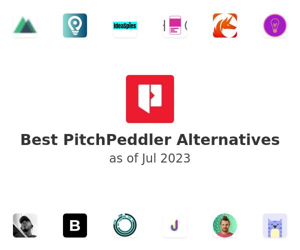 Best PitchPeddler Alternatives