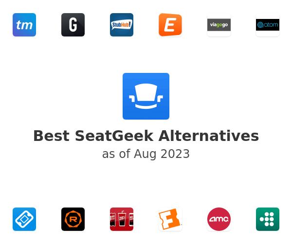 Best SeatGeek Alternatives