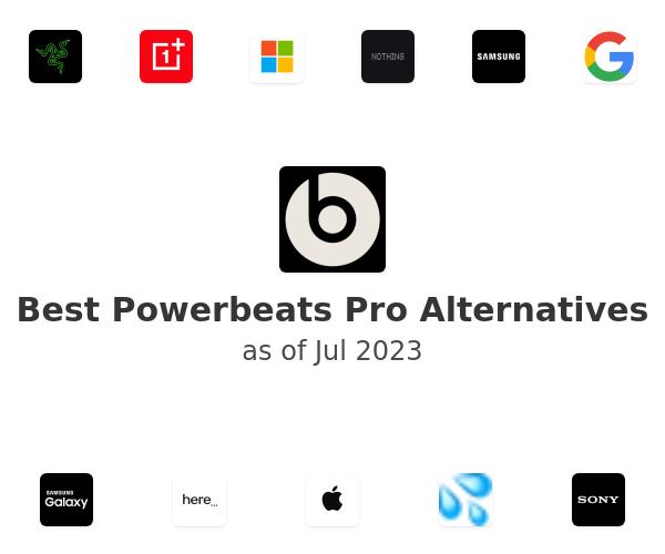 Best Powerbeats Pro Alternatives