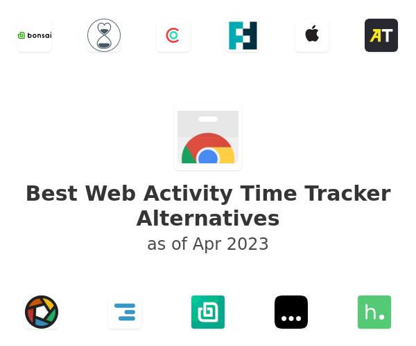 Best Web Activity Time Tracker Alternatives