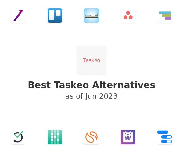 Best Taskeo Alternatives