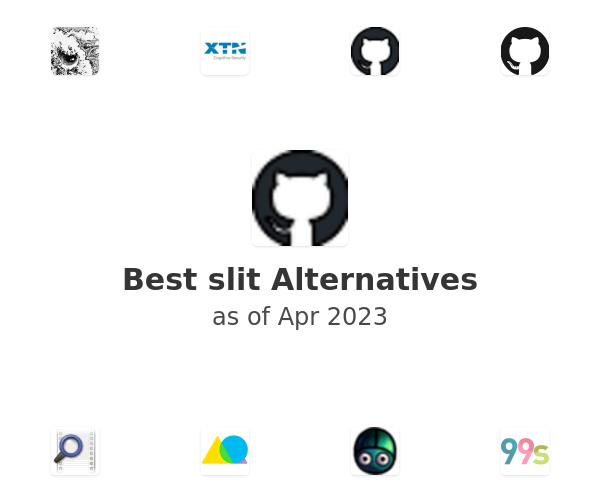 Best slit Alternatives