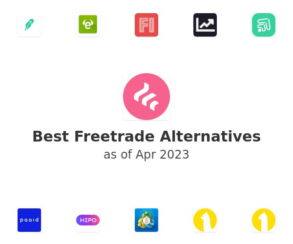 Best Freetrade Alternatives