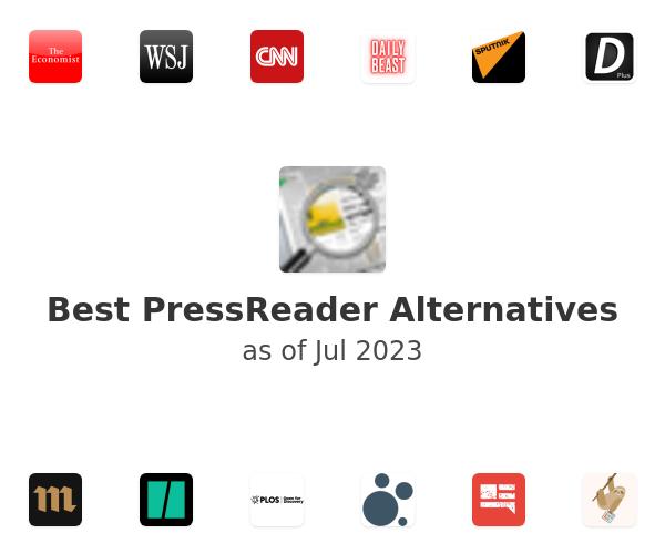 Best PressReader Alternatives