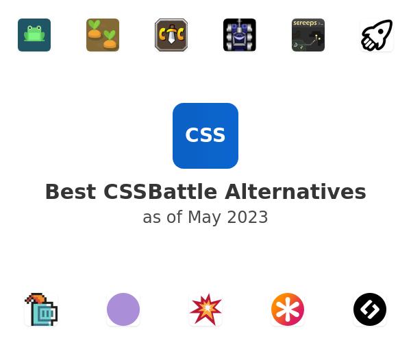 Best CSSBattle Alternatives