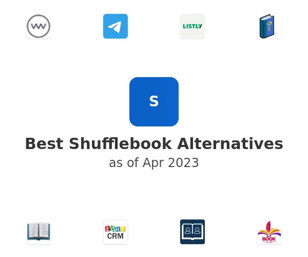 Best Shufflebook Alternatives