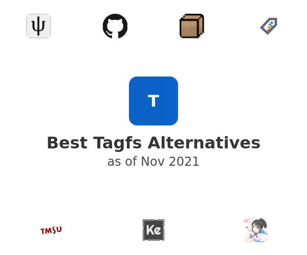 Best Tagfs Alternatives