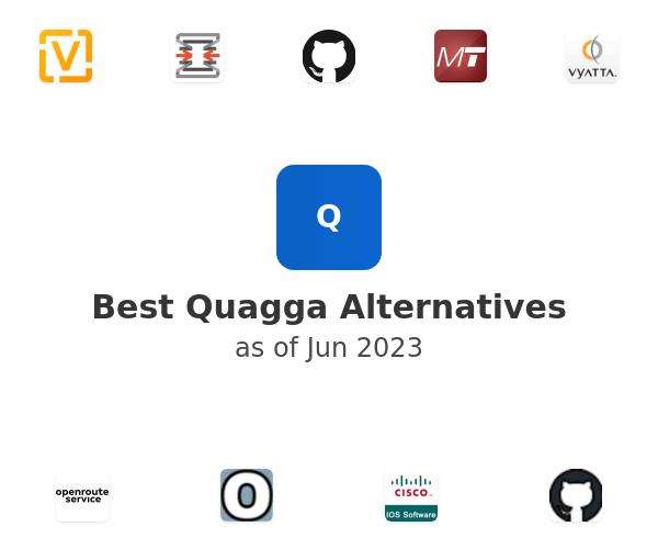 Best Quagga Alternatives