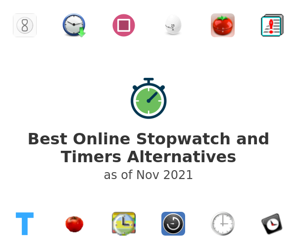 Best Online Stopwatch and Timers Alternatives
