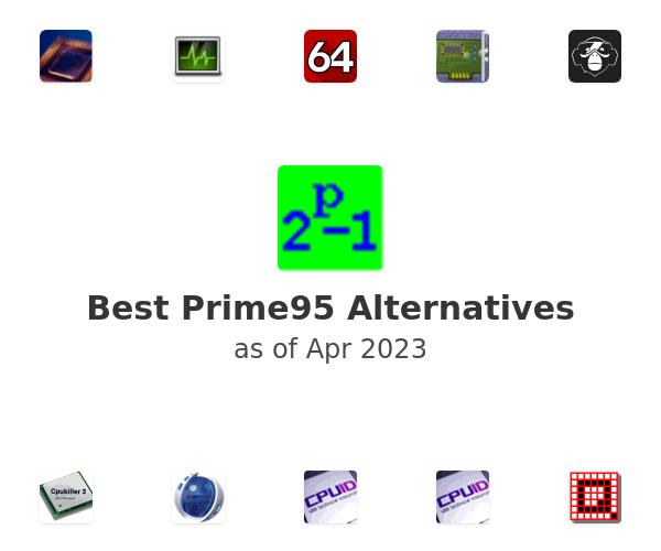 Best Prime95 Alternatives