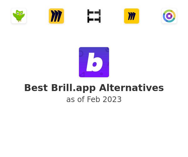 Best Brill Alternatives