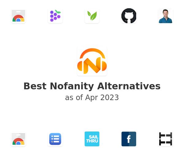 Best Nofanity Alternatives