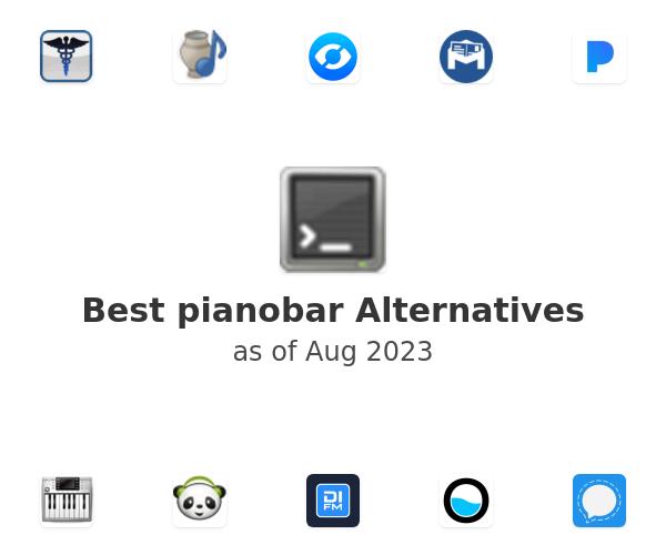 Best pianobar Alternatives