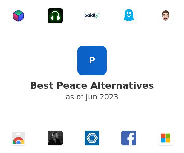 Best Peace Alternatives